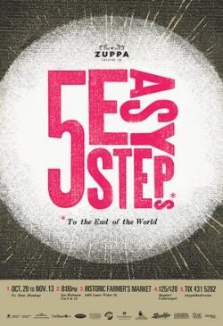 5 Easy Steps Poster
