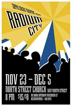 Radium City Poster