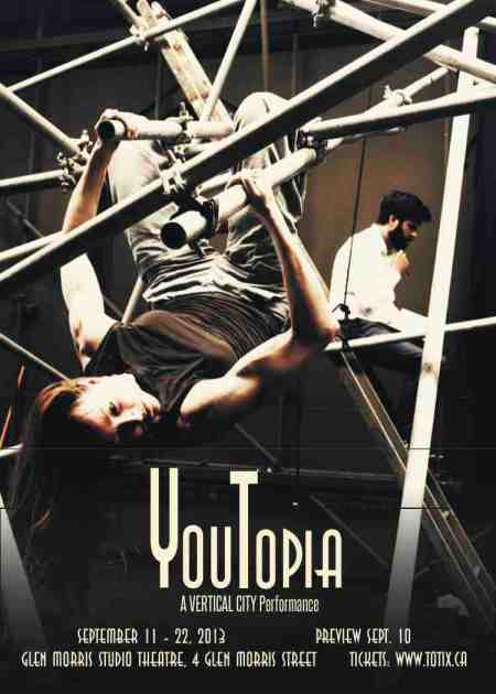 YouTopia Poster